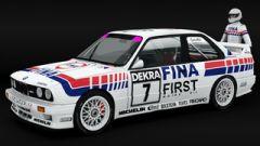 BMW E30 M3 DTM FINA
