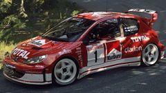 206 WRC Marcus
