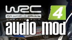 Audio Mod for WRC4 by Mesa