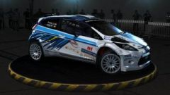 Puskádi FORD WRC
