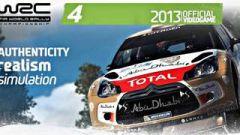 WRC 4 car folder names