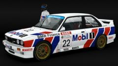 BMW E30 M3 Palmer-Soper