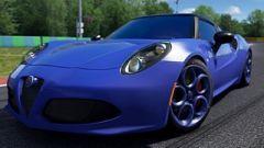 Alfa Romeo 4C FL addon car