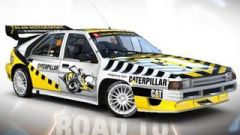 Citroen BX4 TC Caterpillar