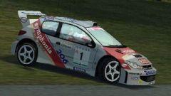 Peugeot 206 WRC Symphonia