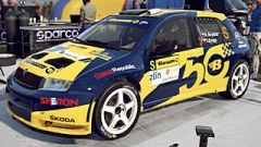 Kresta Skoda Fabia WRC 21