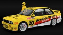 BMW E30 M3 DTM Hulme