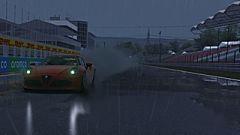 Rain & Grass FX Hungaroring 2020