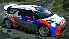 Kubica DS3 WRC