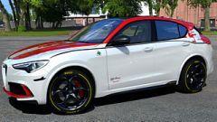 Alfa Romeo Stelvio QV addon car