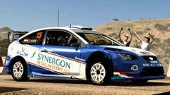 Turán Rally Espana Focus WRC