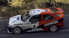 Repsol Escort Cosworth