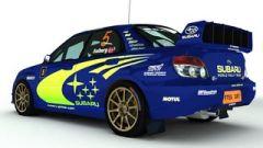 Subaru WRC 06 - P. Solberg