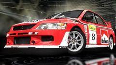 Mitsubishi Evo IX Ralliart