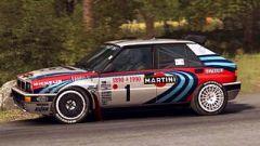 Martini Lancia Integrale 16v Auriol