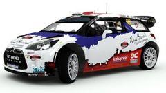 Citroen DS3 WRC 2013 Bouffier