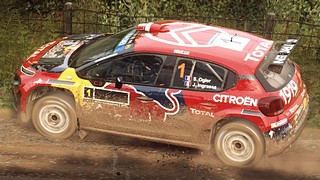 Citroen C3 WRC Dirt Rally 2.0