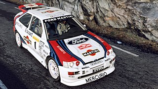 Martini Escort Cosworth Cunico 1995