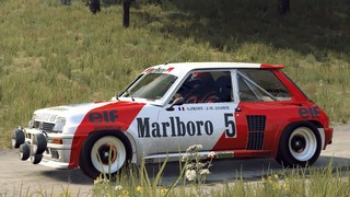 Alain Prost Renault R5 Turbo Dirt Rally 2.0