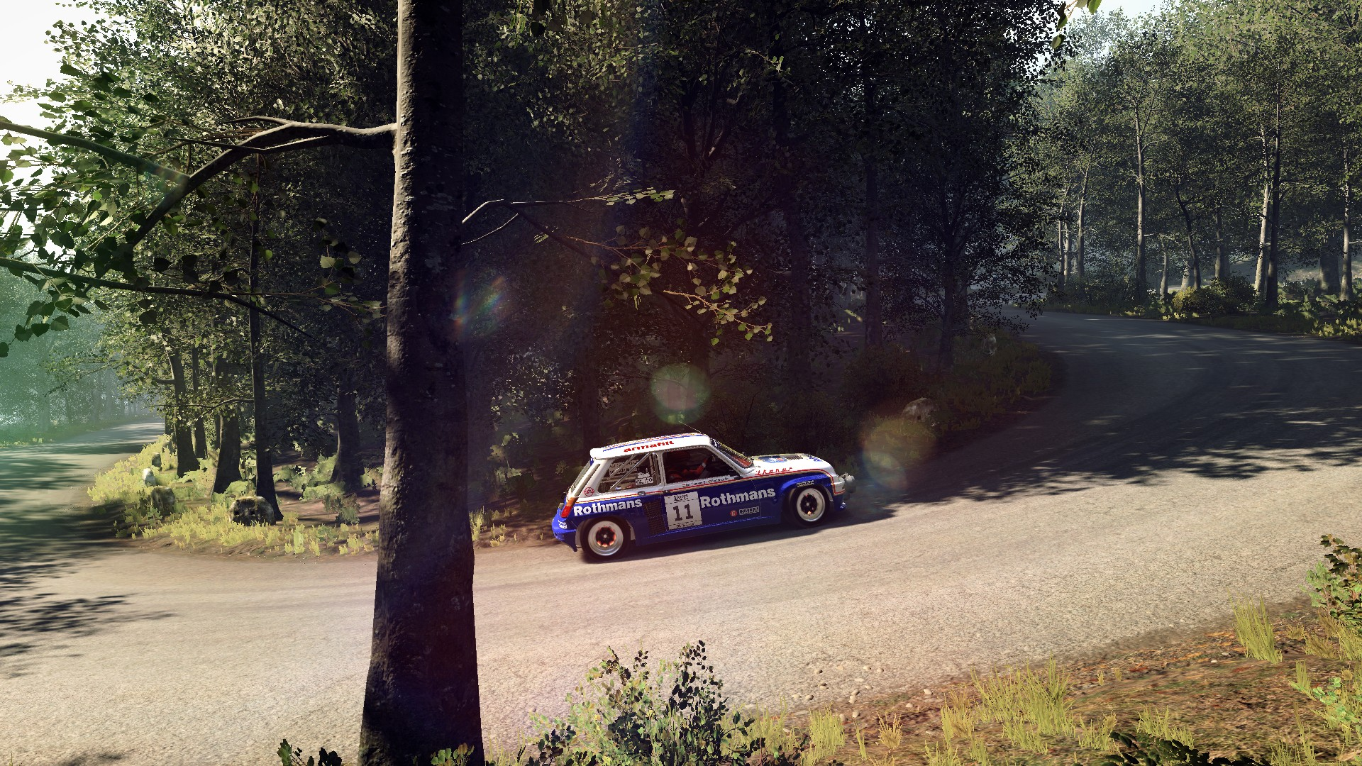 Ferjáncz Renault R5 Turbo Dirt Rally 2.0