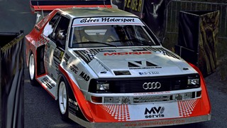 Béres József jr. Audi S1 livery for Dirt Rally 2.0