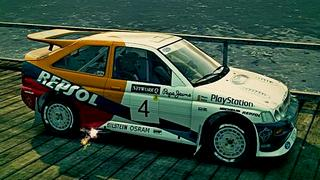 Ford Escort Repsol skin for DiRT 3