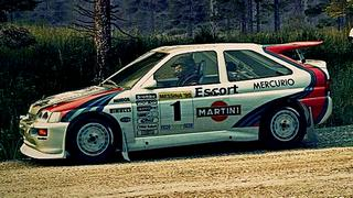 Ford Escort Martini skin for DiRT 3