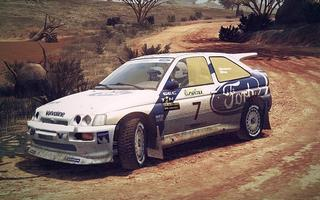 Ford Escort Kankunnen skin for DiRT 3