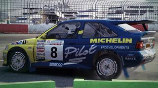 Ford Escort Michelin skin for DiRT 3