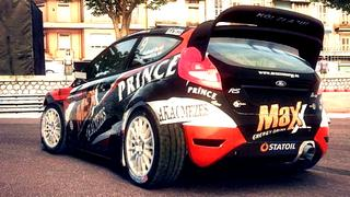 Ford Fiesta Maxxenergy skin for DiRT 3