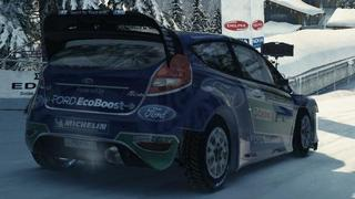 Ford Fiesta Latvala skin for DiRT 3
