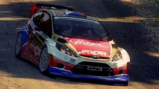 Ford Fiesta Martin Prokop skin for DiRT 3