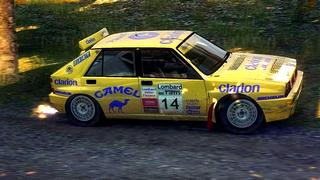 CAMEL Integrale skin for DiRT 3