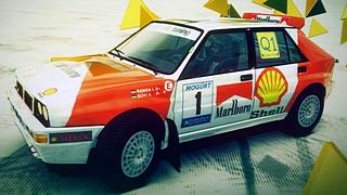 Marlboro Integrale skin for DiRT 3