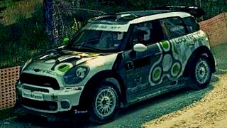 MINI WRC skin for DiRT 3