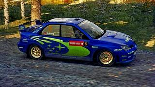 Solberg 2006 N12 skin for DiRT 3