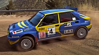 Colonia Lancia Delta Integrale Dirt Rally skin