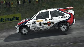Martini Ford Escort Cossworth