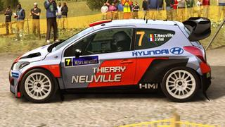 Hyundai i20 Thierry Neuville Rally Monza Show