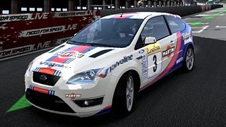 Martini Ford livery/skin mod download