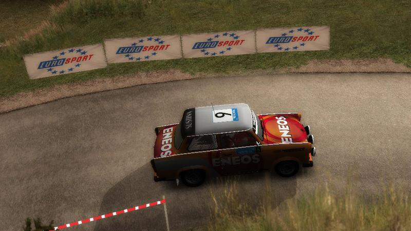 Trabant livery/skin mod download