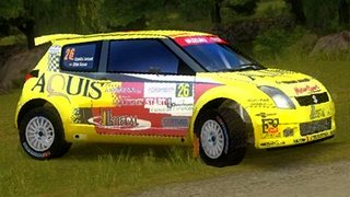 Suzuki Swift for Richard Burns Rally
