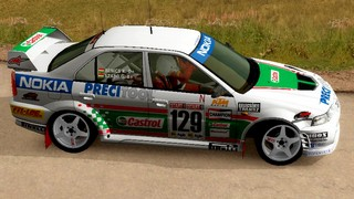 Mitsubishi Lancer Evo for Richard Burns Rally