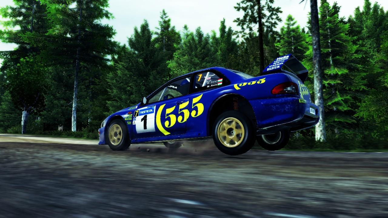 Subaru Impreza livery/skin mod download