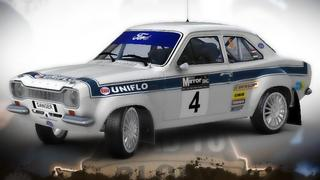 Ford Escort livery/skin mod download