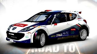 Peugeot 207 livery/skin mod download