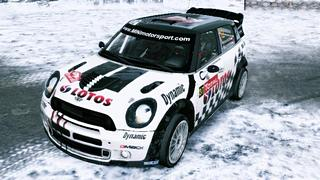 Mini WRC livery/skin mod download