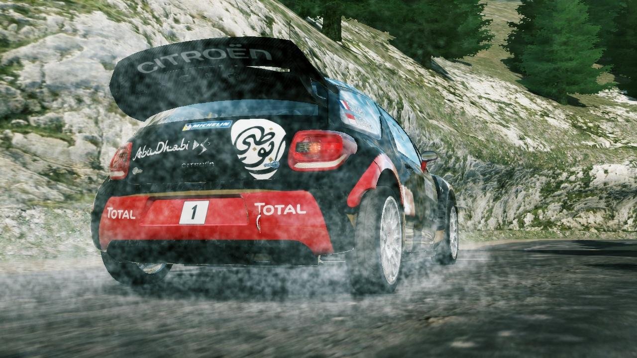 Citroen DS3 WRC livery/skin mod download
