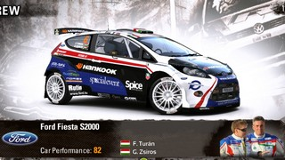 Ford Fiesta WRC livery/skin mod download
