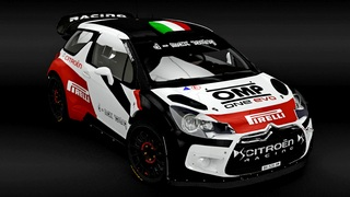 Citroen DS3 livery/skin mod download
